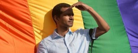 Gay pride en Inde contre la criminalisation des gays