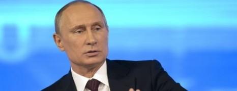 Vladimir Poutine a vraiment appelé Elton John