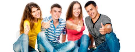Les jeunes européens favorables au mariage gay