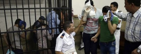 60 homosexuels arrêtés en Egypte