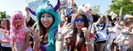 Au Japon, la Gay Pride réclame le mariage pour tous