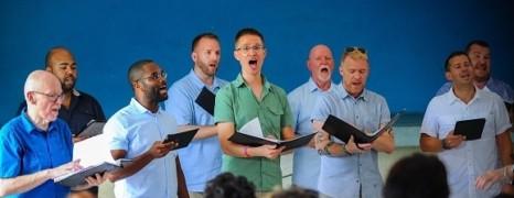 Une chorale gay américaine en tournée à Cuba