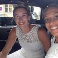 Les basketteuses Elodie Godin et Naomi Halman se sont mariées