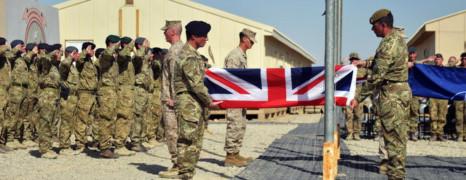 L'armée britannique demande à ses recrues si elles sont gay
