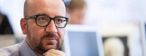 Le 1er ministre belge jury de Mister Gay