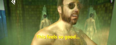 Un jeu vidéo propose une relation domi-soumi homosexuelle