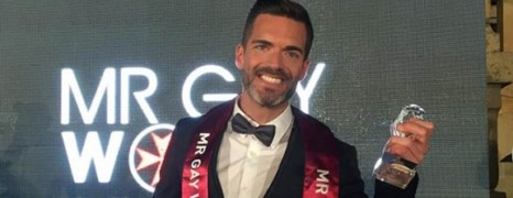 Voici Mister Gay World 2016