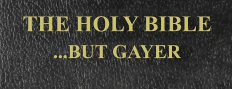 Amazon retire de la vente une version gay de la Bible