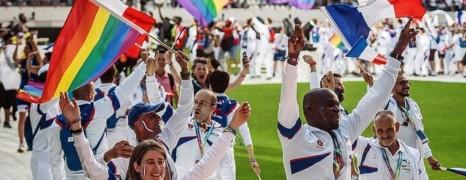 Succès pour les Gay Games Paris 2018