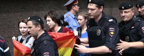 JO Sotchi 2014 : des arrestations à Moscou
