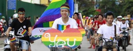 2è Gay Pride à Hanoi (Vietnam)