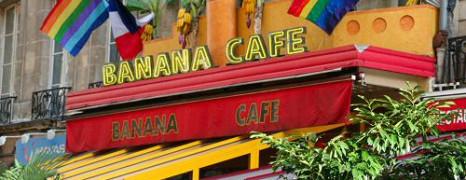 Valérie Trieweiler au Banana Café