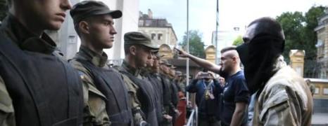 Ukraine : bras de fer entre la police et des ultranationalistes homophobes