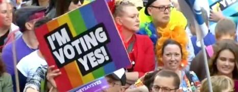 Australie Mariage gay : début de la consultation postale