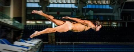 Les sportifs israéliens se dénudent
