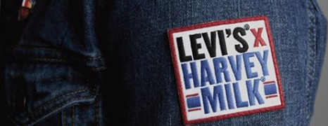 La collection Levi's en hommage à Harvey Milk