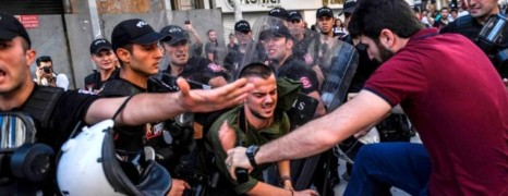 Gay Pride Istanbul : 41 arrestations dont 28 activistes