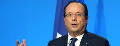 «Nous sommes toujours dans le combat contre le sida» Hollande