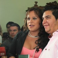 L'Argentine célèbre le mariage d'un couple transgenre