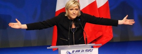 Le Pen souhaite (bien) abroger le mariage gay