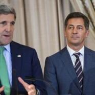 L'Amérique est à vos côtés (Kerry)