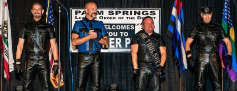 Reportage : la Desert Leather Pride de Palm Springs