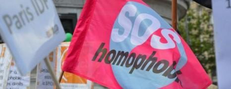 Journée mondiale contre l'homophobie