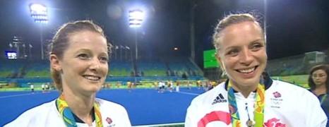 JO : la belle histoire des hockeyeuses britanniques médaillées d'or