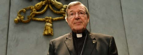 Australie : le cardinal George Pell placé en détention