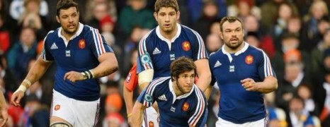 Les photos du match Ecosse-France