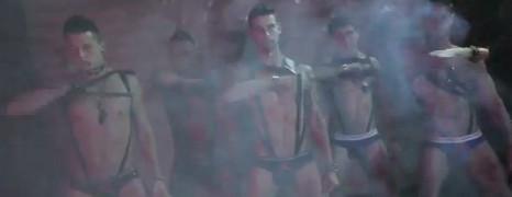 Le nouveau clip d'Andrew Christian