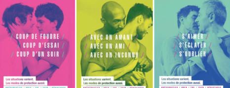Boycott campagne sida : la colère des associations LGBT