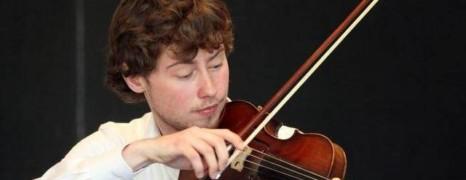 Le coming out courageux d'un jeune violoniste russe