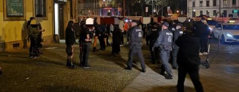 COVID : une soirée fetish interrompue par la police à Berlin