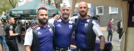 BO MECS de la FOLSOM EUROPE 2014