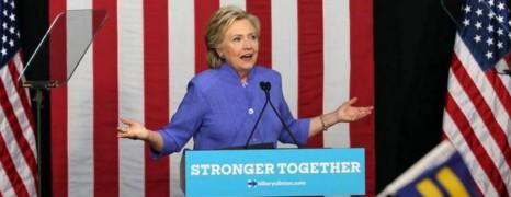 Hillary Clinton intervient dans une boîte gay de Floride