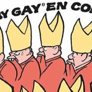 Charlie Hebdo renchérit sur le lobby gay au Vatican