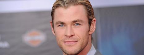 Chris Hemsworth désigné l'Homme le plus sexy