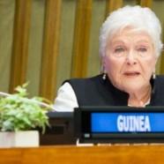 L'émouvant discours de Line Renaud à l'ONU