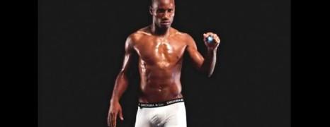 Drogba lance sa ligne de sous-vêtements
