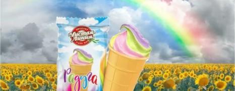 Une députée russe veut interdire une crème glacée accusée de propagande gay