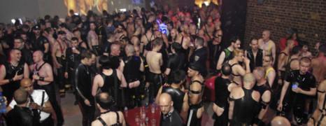 Londres : succès pour la Fetish Week