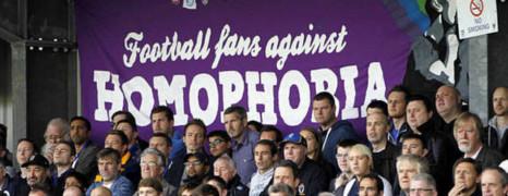 Tolérance zéro contre l'homophobie dans le sport britannique