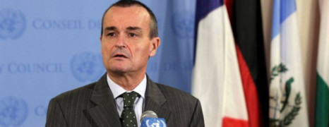 L'ambassadeur homosexuel de France aux US