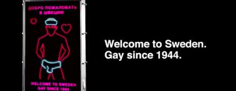 La Suède veut utiliser un marin gay pour effrayer les sous-marins russes