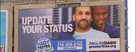 Texas : une campagne polémique contre le VIH