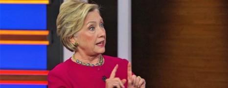 Hillary Clinton dénonce le vote des USA à l'ONU sur la condamnation de la peine de mort pour homosexualité