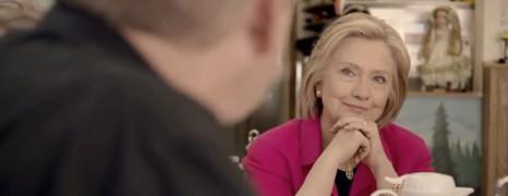 Les LGBT et Hillary Clinton main dans la main