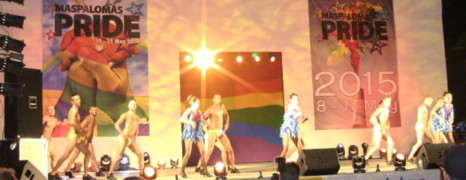 Lancement officiel de la Maspalomas Pride 2014