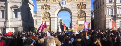 Manif mariage pour tous à Montpellier et Lyon
